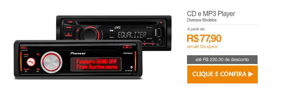 CD E MP3 PLAYER